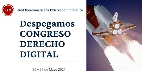 CONGRESO DE DERECHO DIGITAL - DESPEGAMOS boletos