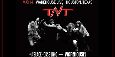 TNT (HOUSTON'S AC/DC TRIBUTE SHOW), VICTIM, VON HINDENBURG tickets