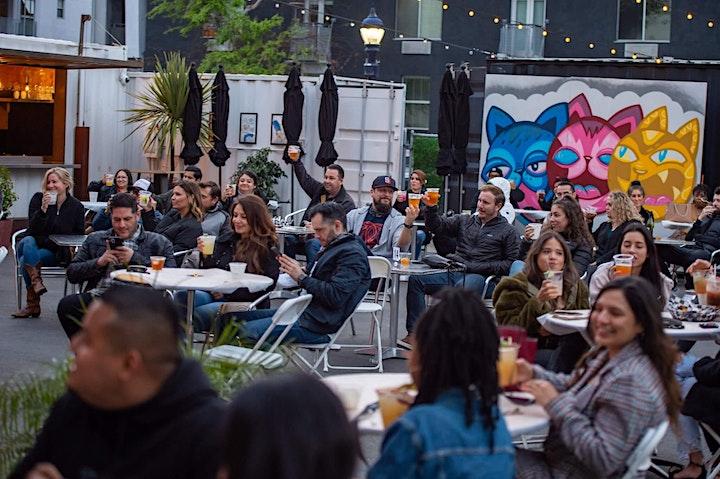 Comedy & Jazz @Quartyard Downtown image