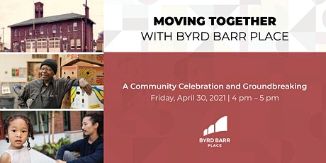 Moving Together: A Community Celebration and Groundbreaking tickets