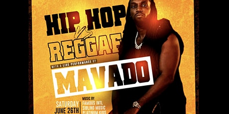 Mavado live Performance/ Djperfect DjRush birthday bash tickets