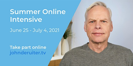 Summer Online Intensive with John de Ruiter tickets