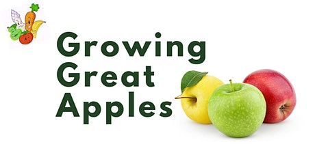 Growing Great Apples tickets