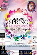 Spring Extravaganza Popup Shop tickets