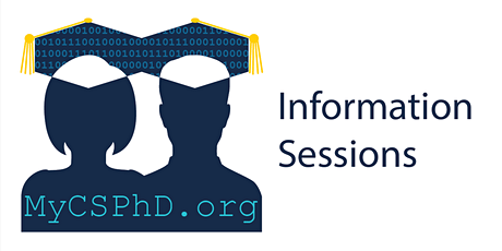 Computer Science Ph.D. Info Session tickets