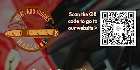 Cars and Cigars Magazine First Sundays Car Meet tickets