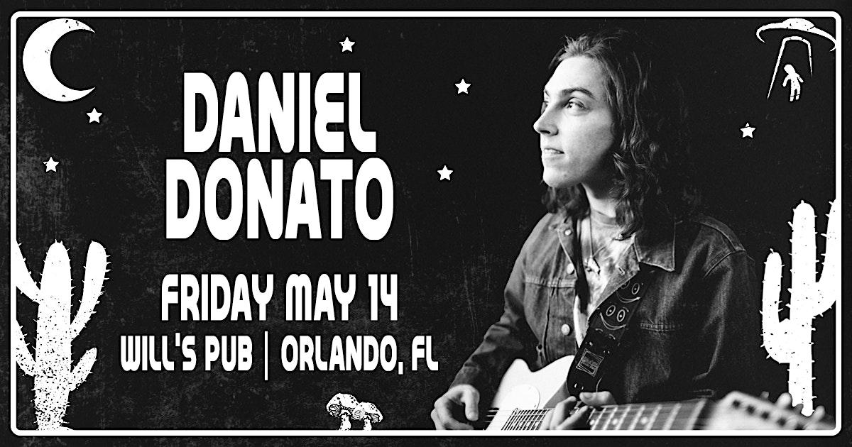 Daniel Donato, Mike Dunn, and Samuel Herb at Will's Pub in Orlando!