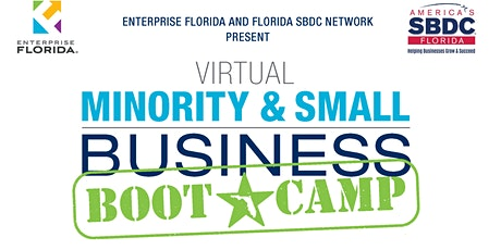 Virtual Minority & Small Business Boot Camp tickets