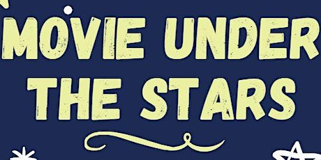 Movie Under the Stars - A community event for children and families tickets