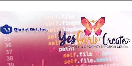 Yes Girls Create presents Digital Me/Digital Girls biglietti