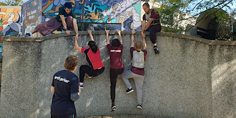 City of Melville Youth Week Parkour Class | 16/04/2021 | 4:30PM - 6PM tickets