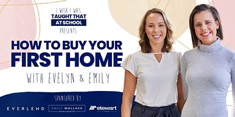 How to buy your first home - interactive workshop tickets