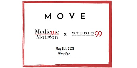 MOVE with Medicine in Motion tickets