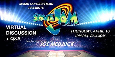 Magic Lantern Presents Space Jam and Q&A w/Producer Joe Medjuck tickets
