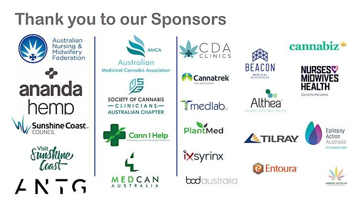 United In Compassion  (UIC)  2021 Australian Medicinal Cannabis Symposium image