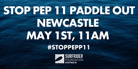 STOP PEP 11 Paddle Out - NEWCASTLE tickets