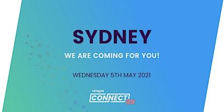 CONNECT LIVE TOUR - Sydney tickets