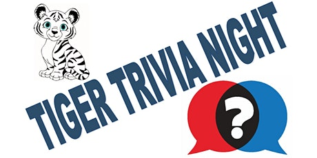 Tiger Virtual  Trivia Night tickets