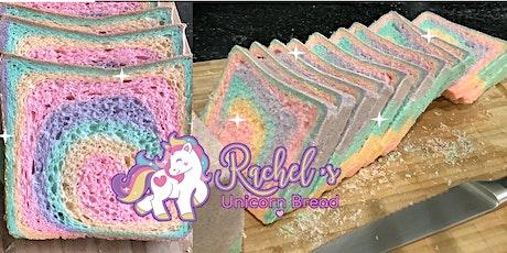 Rachel's Unicorn Bread tickets