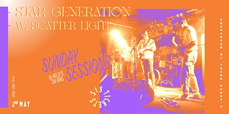 Young Henrys Sunday Session Ft. Star Generation & Scatter Light tickets