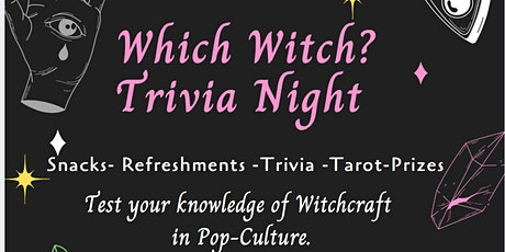 Which Witch? Trivia Night tickets