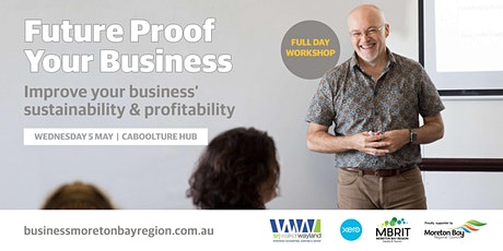 Future Proof Your Business tickets