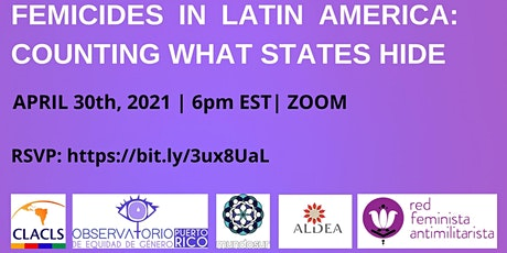 Femicides in Latin America: Counting what States Hide tickets