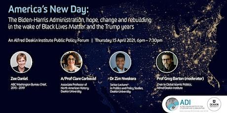 ADI Public Policy Forum: America's New Day tickets
