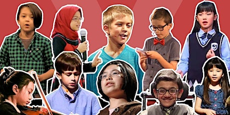 Speak with Confidence - For Kids (Ages 8 to 12) tickets