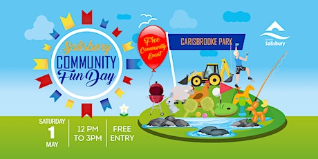 Salisbury Community Fun Day tickets