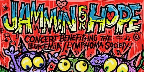 Jammin for Hope: Concert Benefitting the Leukemia & Lymphoma Society tickets