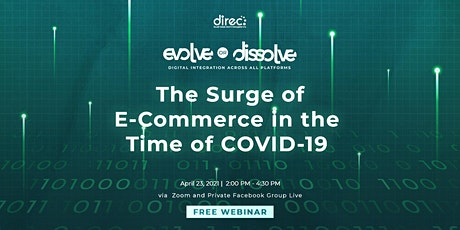 The Surge of E-Commerce in the time of COVID-19 tickets