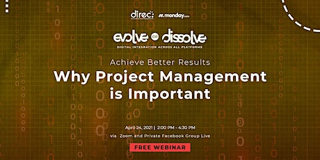 Achieve Better Results: Why Project Management is Important tickets