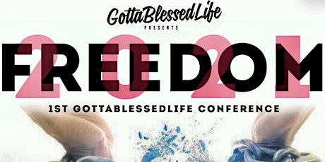 GottaBlessedLife Conference tickets