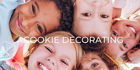 Kids School Holiday Cookie Decorating Workshop tickets