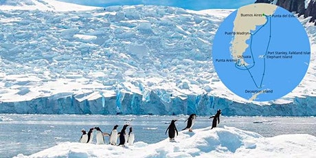 South America and  Antarctica with NCL! tickets