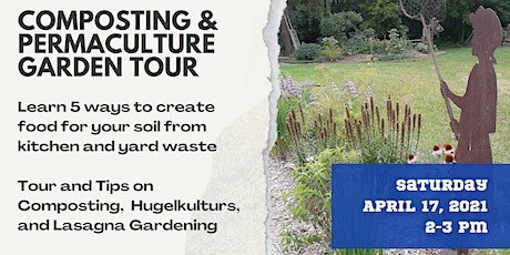 Composting and Permaculture Garden Tour tickets
