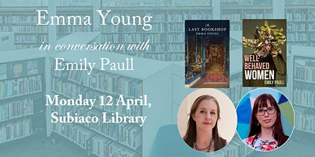 Emma Young in conversation with Emily Paull tickets