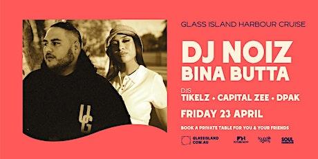 Glass Island pres. DJ NOIZ - Fri 23rd April tickets