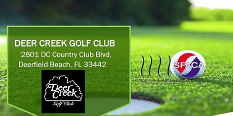 SFACA Annual Golf Tournament tickets