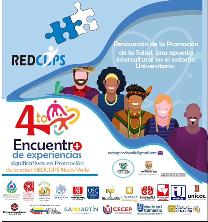 Imagen de 4 ENCUENTRO DE EXPERIENCIAS SIGNIFICATIVAS EN PROMOCIÓN DE LA SALUD