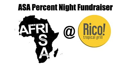 ASA Fundraiser at Rico! Tropical Grill tickets