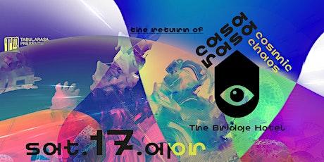 Tabularasa Pres. CASA RASA Cosmic Chaos tickets