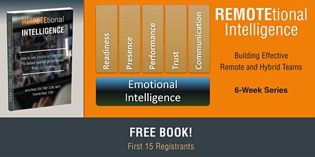 REMOTEtional Intelligence - Building Effective Remote and Hybrid Teams tickets
