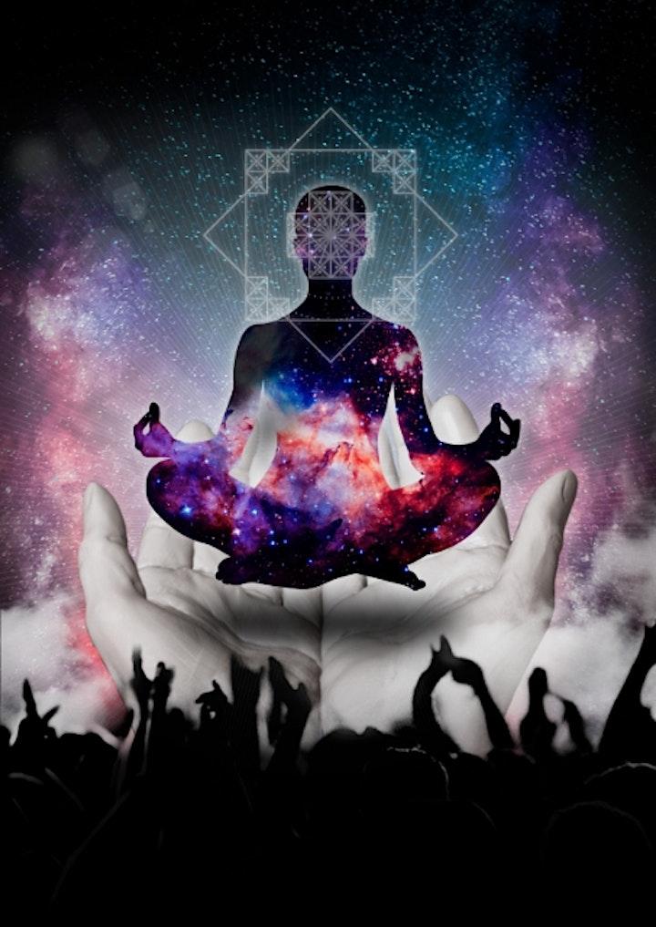 Meditate & Levitate image