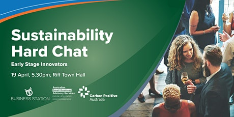 Sustainability Hard Chat presented by Business Station tickets