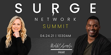 Surge Network Summit tickets