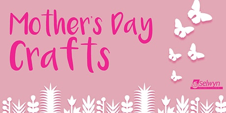 Card Making Craft Mother's Day tickets