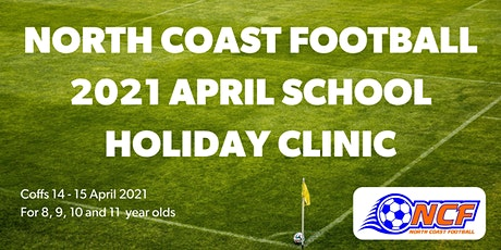 Coffs Harbour April School Holiday Football Clinics tickets