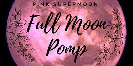 Pink Moon Full Moon Pomp tickets